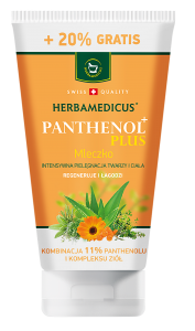 Mleczko Panthenol plus 150 ml Herbamedicus