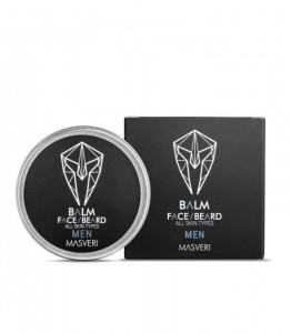 Balsam do twarzy i brody Balm Face Beard All Skin Types Men 50 ml Masveri