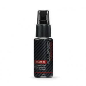 Wygładzający olejek do brody Full Speed Turbo Care 30 ml Avon