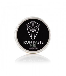 Pasta matująca do włosów Iron Paste Men 100 ml Masveri
